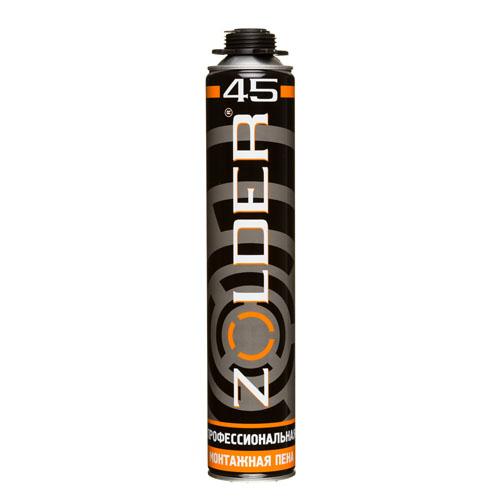 Пена монтажная Zolder Pro 750мл - купить в Выборге. ТД «Вимос»